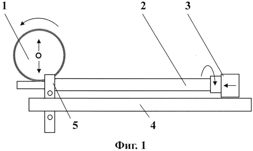 Устройство для абразивной обработки заготовок кварцевых световодов