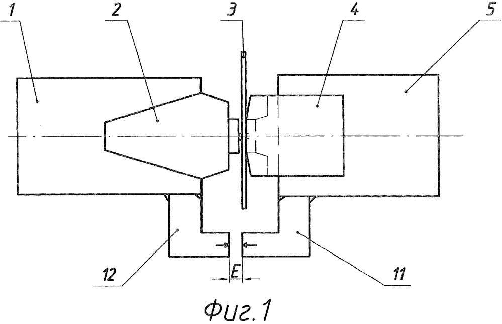 Штамп для холодной штамповки листовых деталей