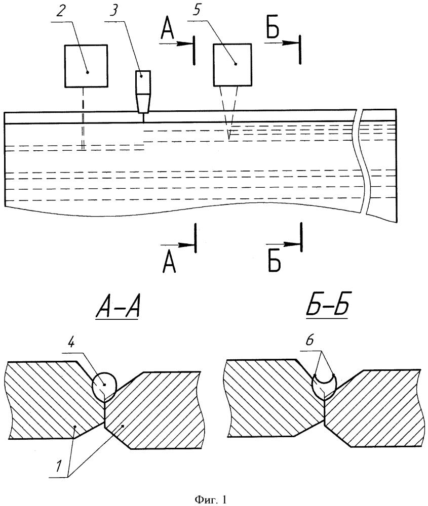 Способ сварки труб большого диаметра лазерной и гибридной лазерно-дуговой сваркой