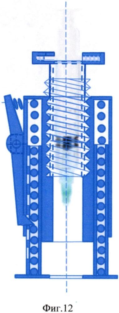 Устройство для самостоятельного выполнения внутримышечных и подкожных инъекций
