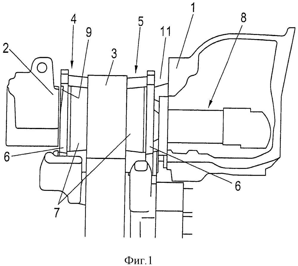 Дисковый тормозной механизм, а также тормозная накладка для дискового тормозного механизма