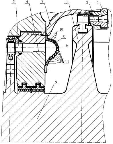 Steam Turbine Flow Path