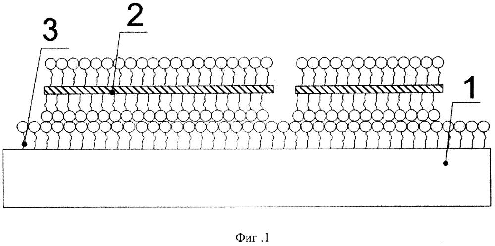 Прозрачный проводящий электрод резистивного сенсора