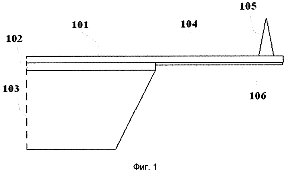 Монокристаллический металлический зонд для сканирующих приборов