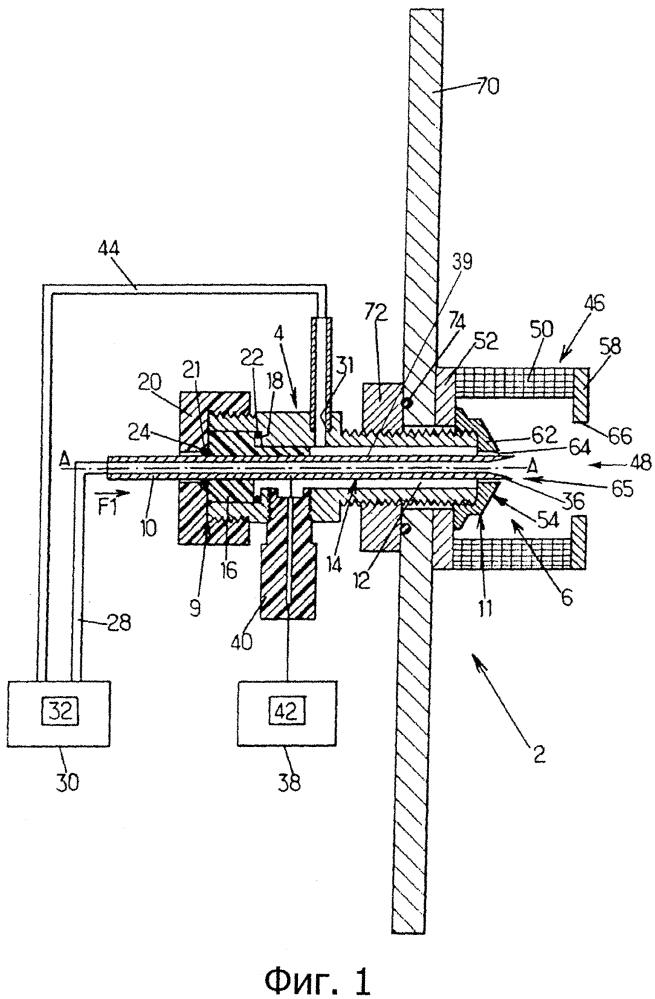 Плазменный двигатель и способ генерирования движущей плазменной тяги