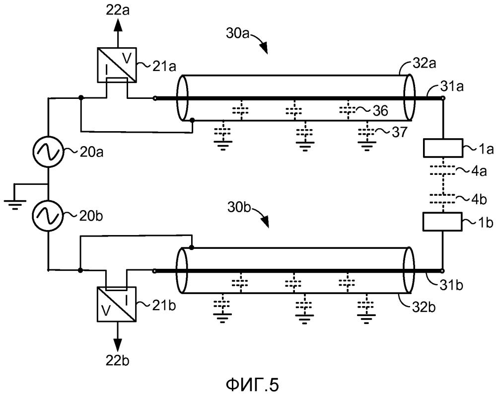 Система для измерения входного электрического тока
