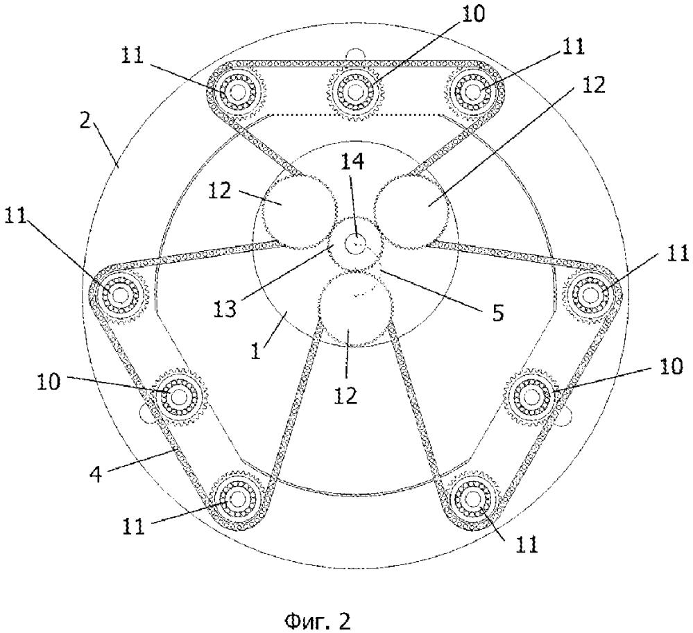 Способ смещения осей оснований универсальной самоцентрирующейся системы
