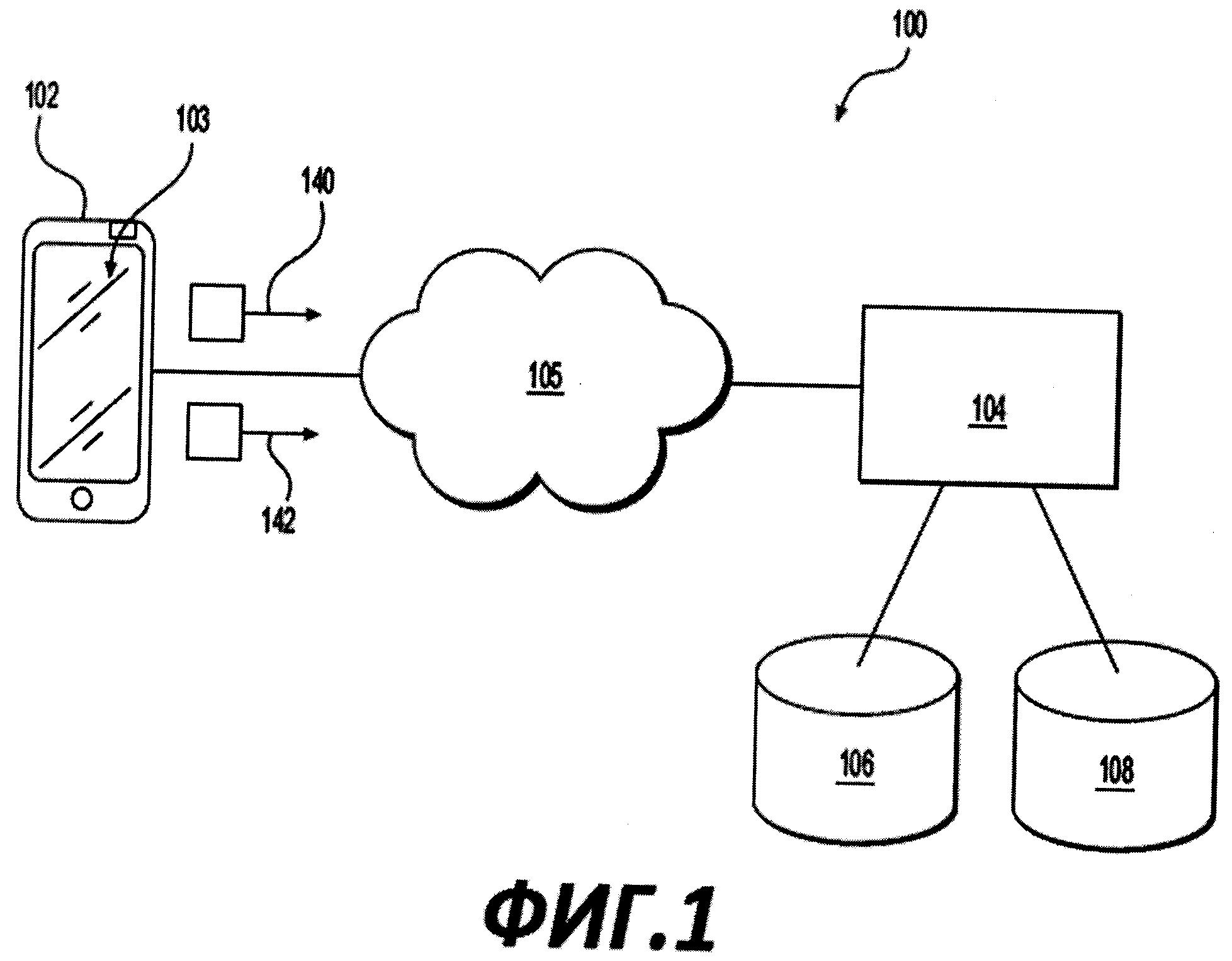 Способ и сервер для определения геолокации электронного устройства