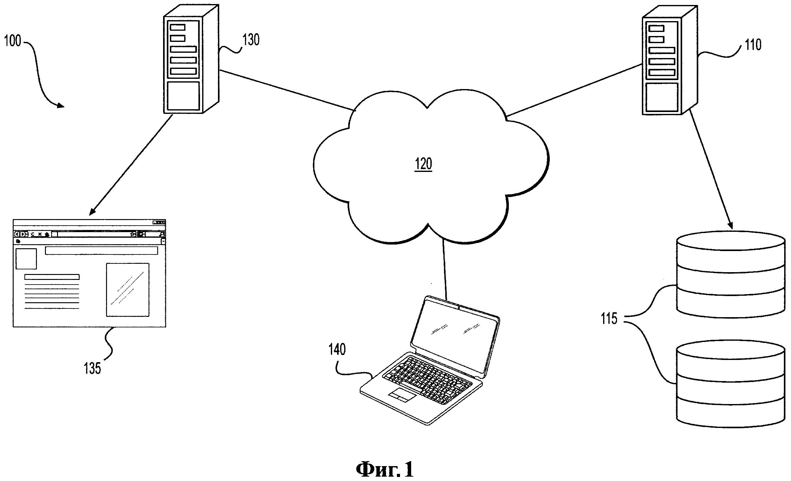 Способ и система предоставления доступа к файлу для веб-ресурса