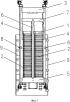 Устойство противовеса для лифта