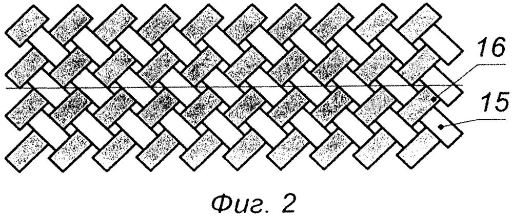 Способ получения трубчатого плетеного изделия и устройство для его осуществления