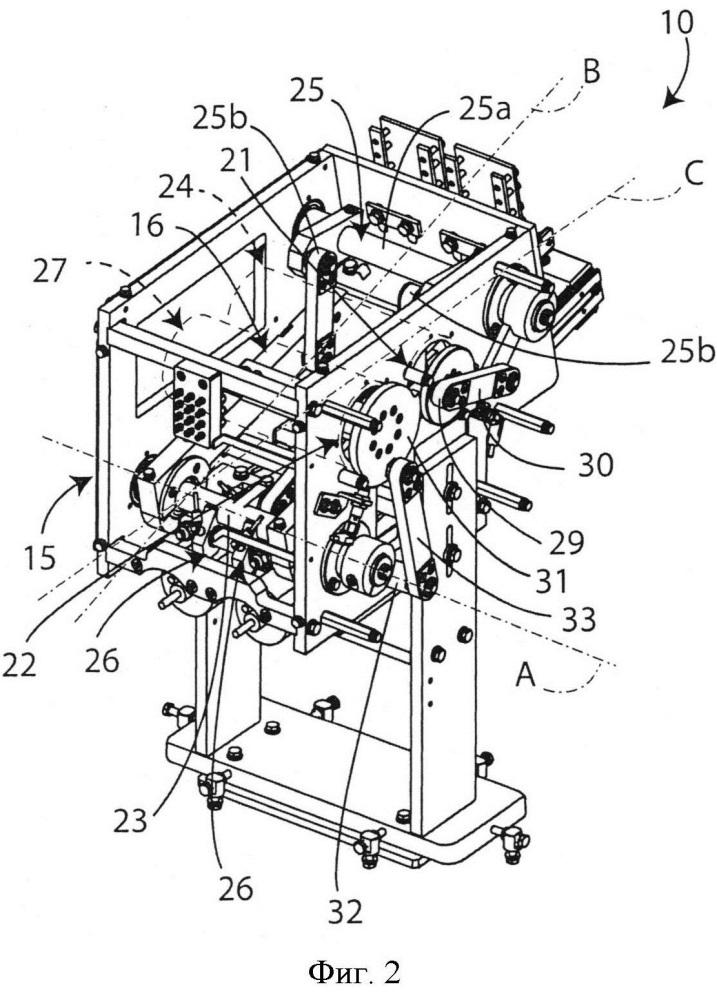 Аппарат для соединения слива с контейнером