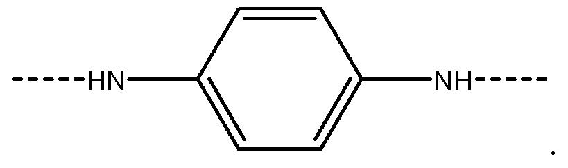 Пряжа на основе арамидного сополимера, характеризующаяся низким содержанием остаточной серы