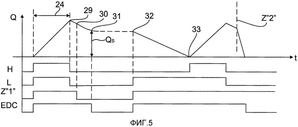 Управление электрического подогревателя всасываемого воздуха двигателя внутреннего сгорания