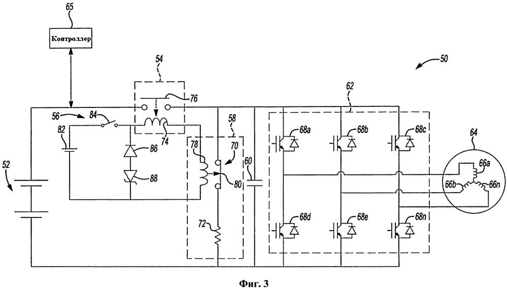 Устройство для зарядки и разрядки электрического устройства