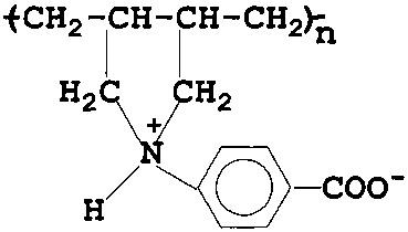 Поли-n,n-диаллил-п-аминобензойная кислота