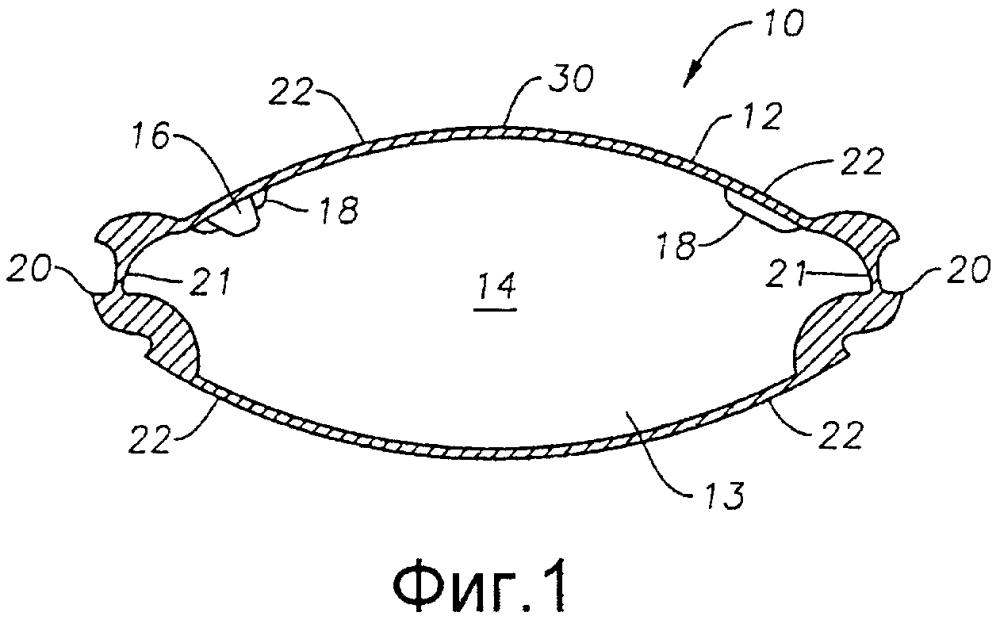 Аккомодационная интраокулярная линза и способ ее имплантации