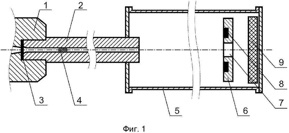 Стенд для исследования высокоскоростного соударения мелких частиц с преградой