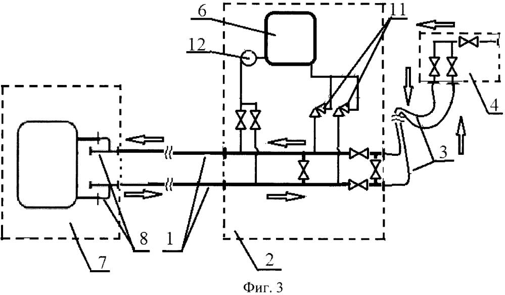 Подводная установка для беспричальной загрузки/выгрузки текучей среды