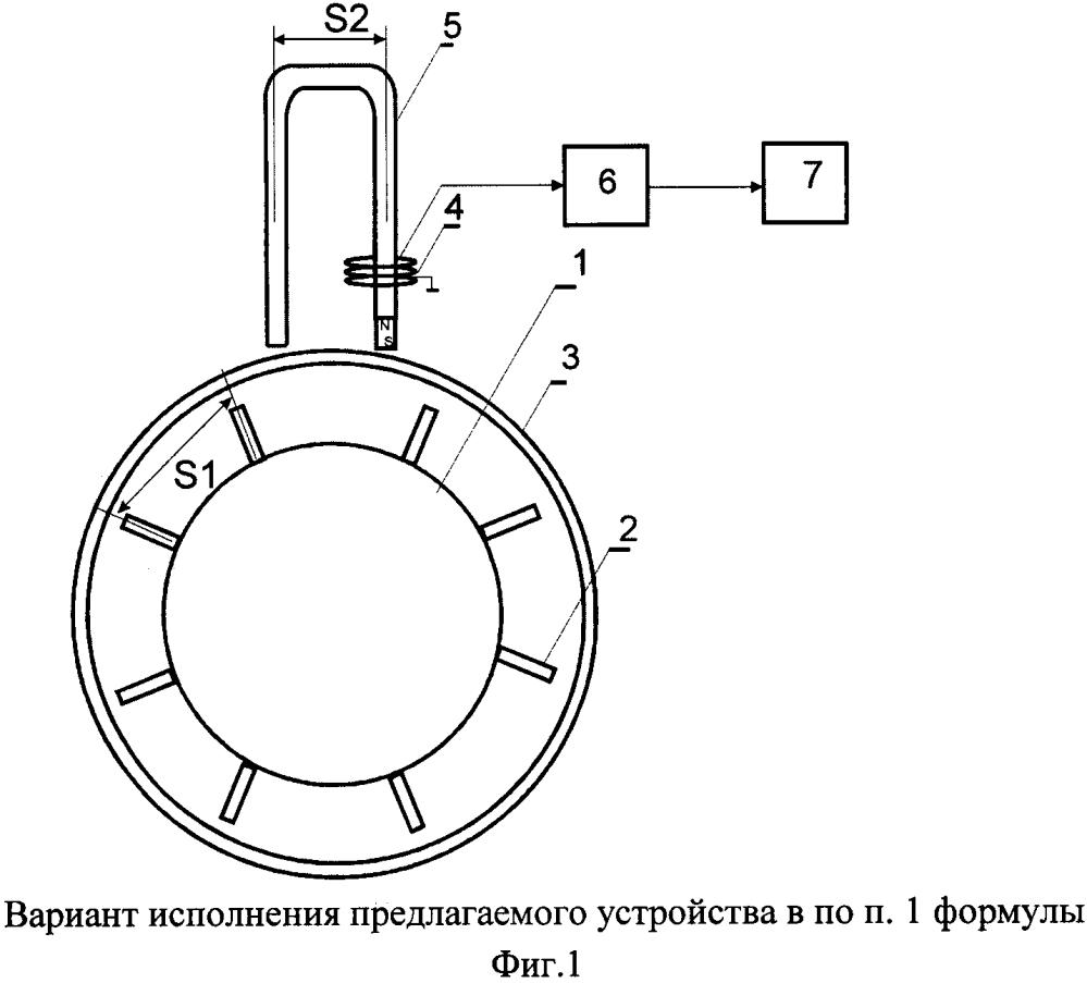 Устройство для измерения расхода жидкости