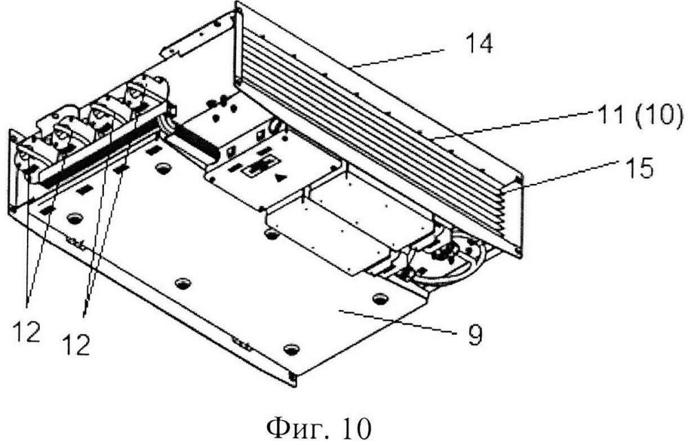Система кондиционирования воздуха железнодорожного вагона (варианты)
