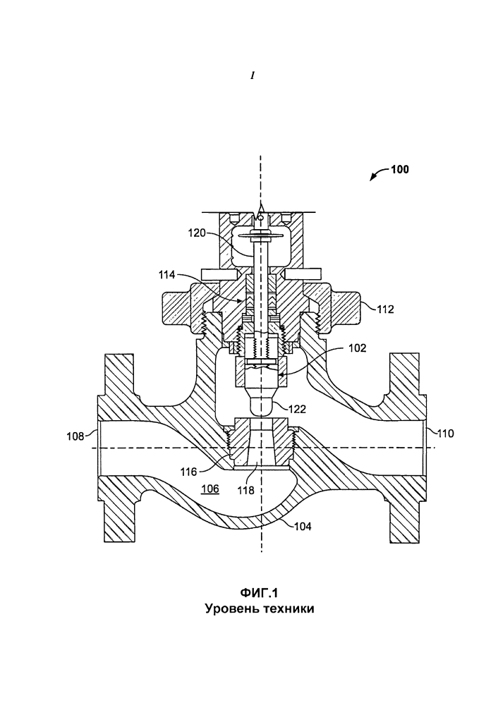 Составное устройство управления потоком для использования с клапанами для текучей среды