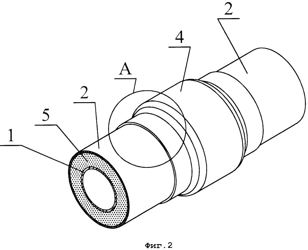 Способ герметизации стыка предварительно изолированных труб с использованием термоусаживаемой муфты