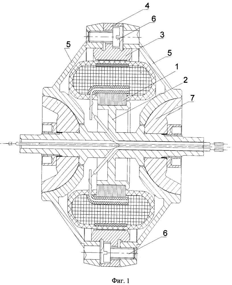 Гистерезисный гиромотор