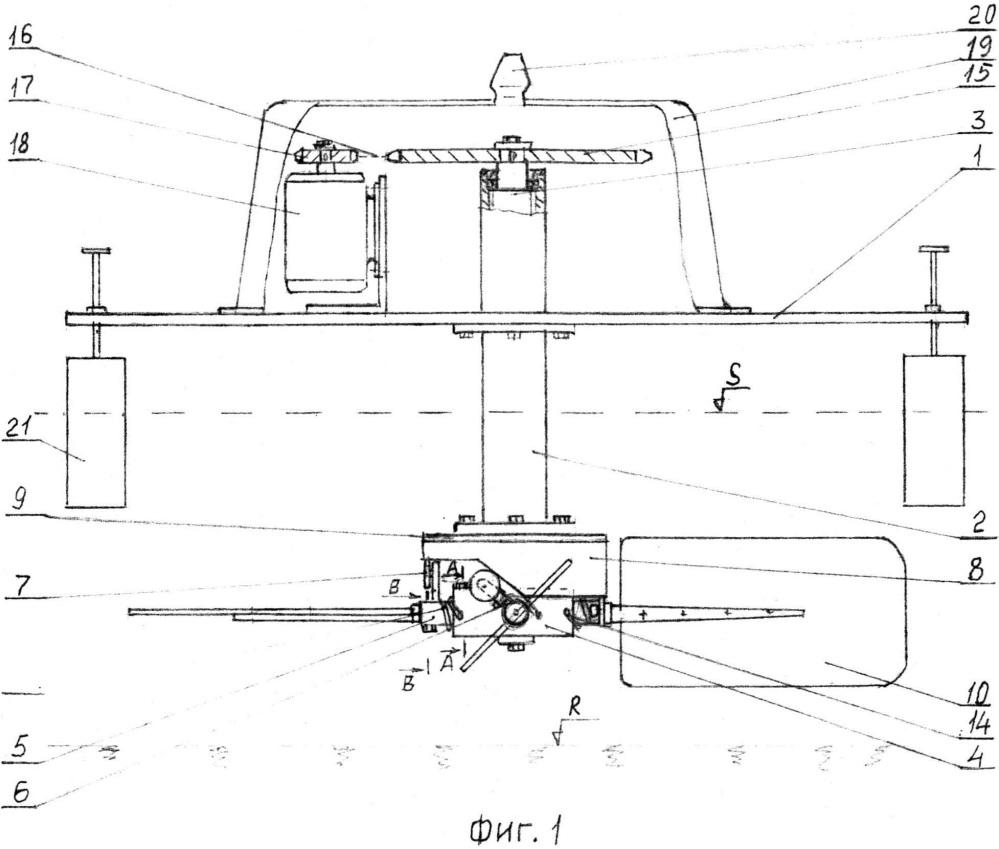 Гидроветросиловая установка
