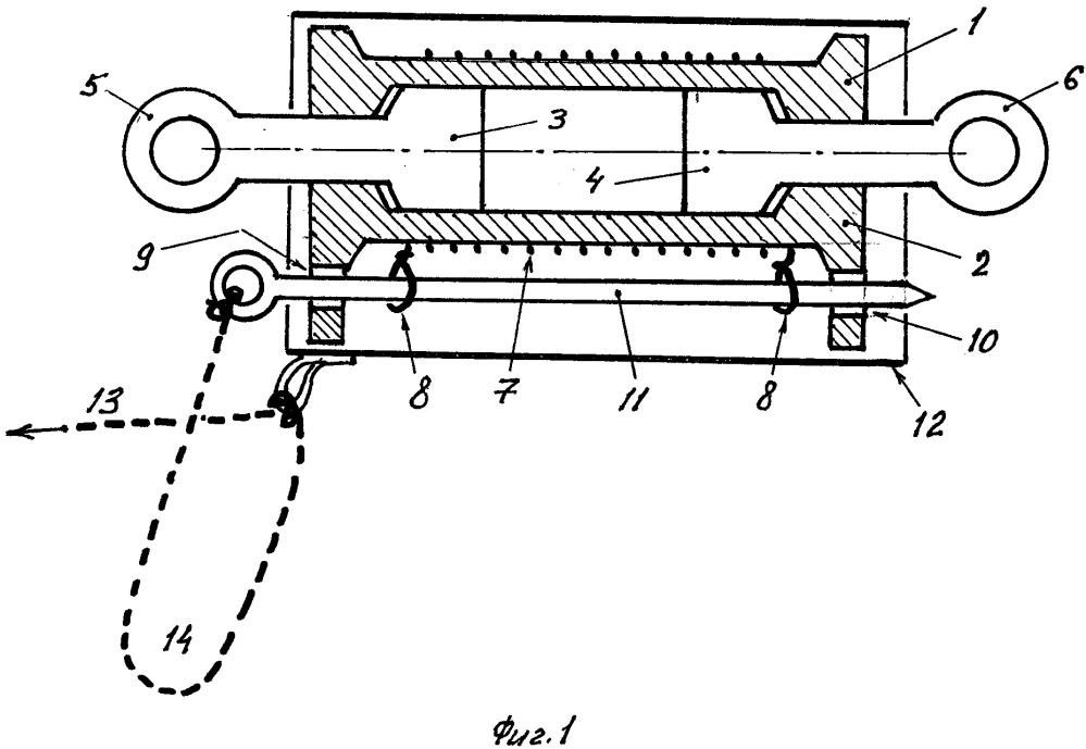 Разъединительный карабин (варианты)