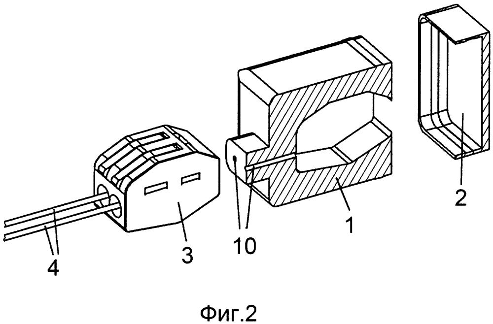 Устройство для герметизации соединителя и способ герметизации разъёмной камеры