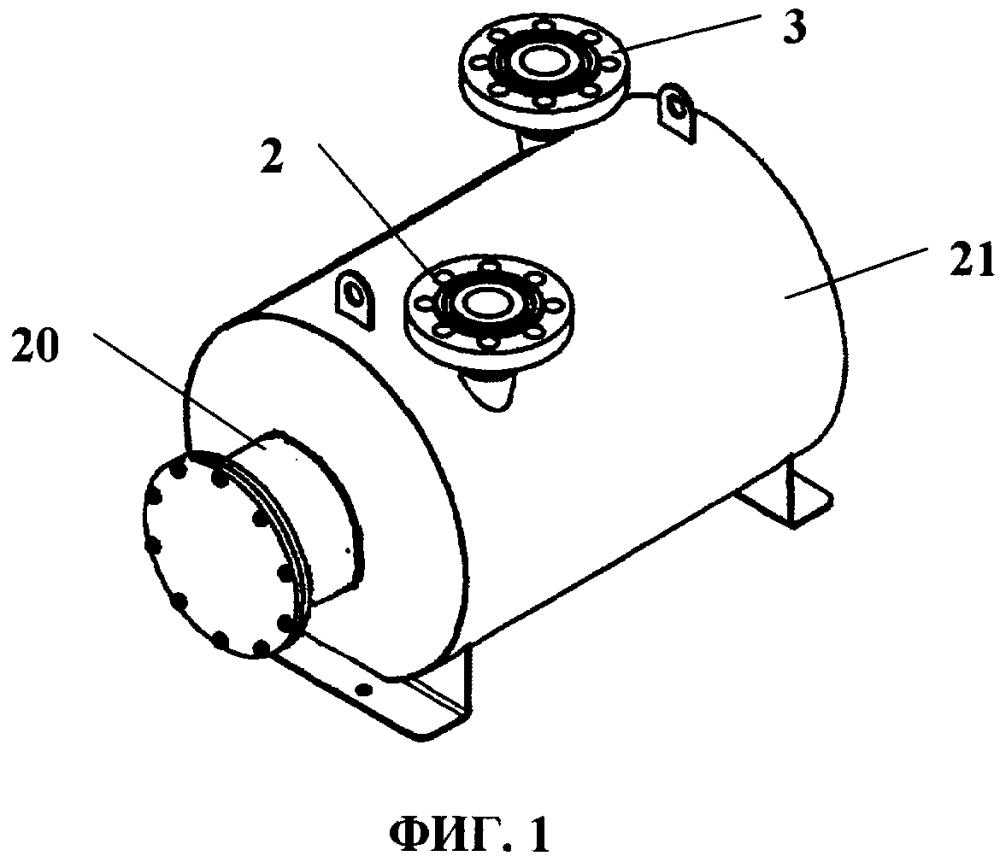 Электрический нагреватель газовых и жидких сред