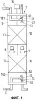 Экстракционная колонна и способ для ее использования
