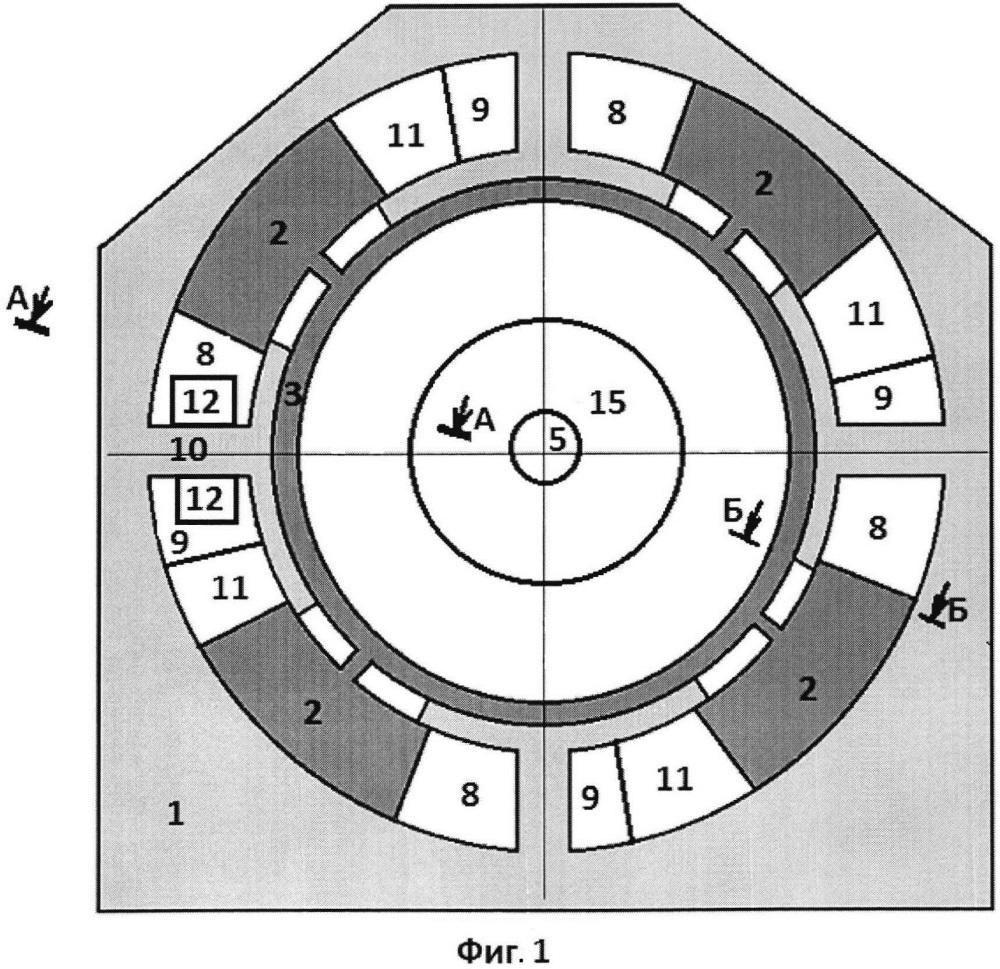 Торово-роторный двигатель внутреннего сгорания