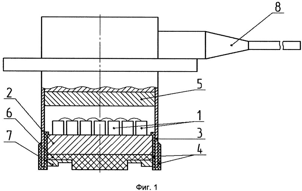 Одноканальная гидроакустическая антенна с осесимметричной характеристикой направленности