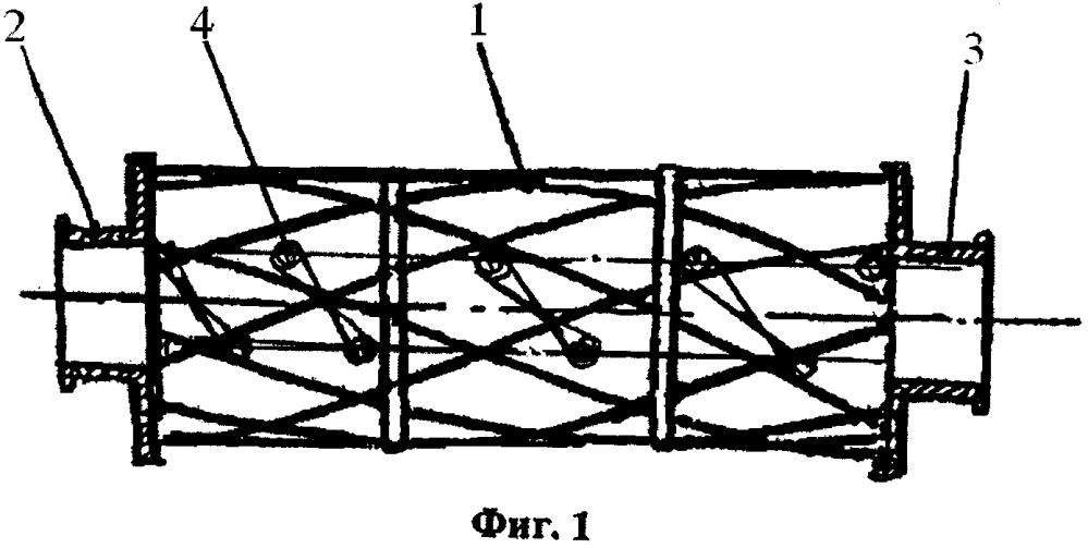 Мельница прутковая