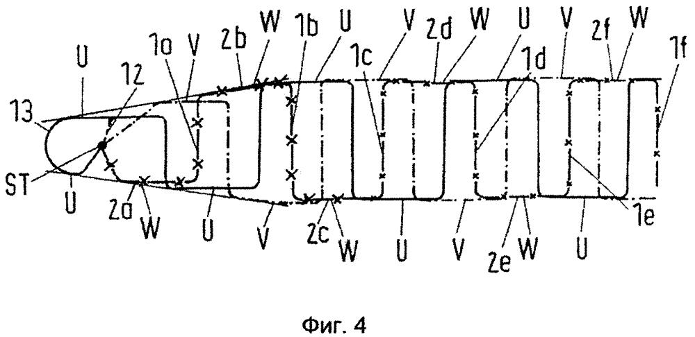 Система и способ обеспечения транспортного средства электрической энергией посредством магнитной индукции