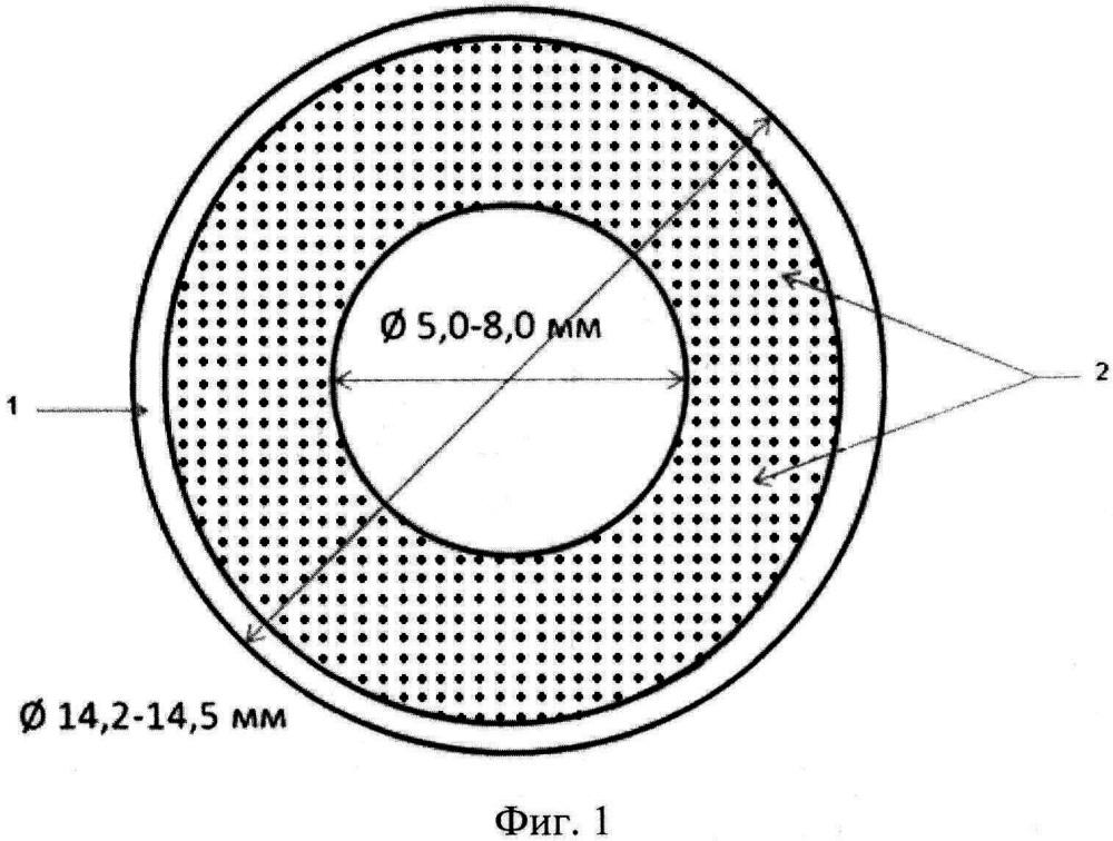 Лечебная силикон-гидрогелевая мягкая контактная линза