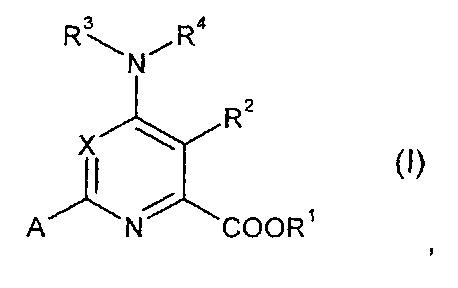 Замещенные пиколиновые и пиримидин-4-карбоновые кислоты, способ их получения и их применение в качестве гербицидов и регуляторов роста растений