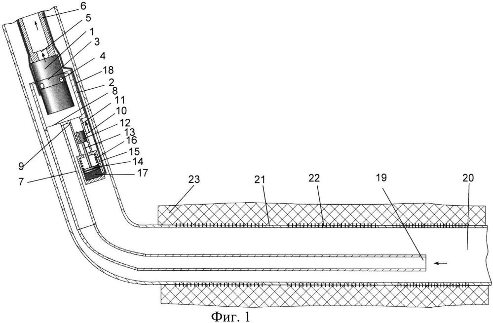 Установка для добычи нефти одним насосом из разных интервалов горизонтального ствола скважины (варианты)