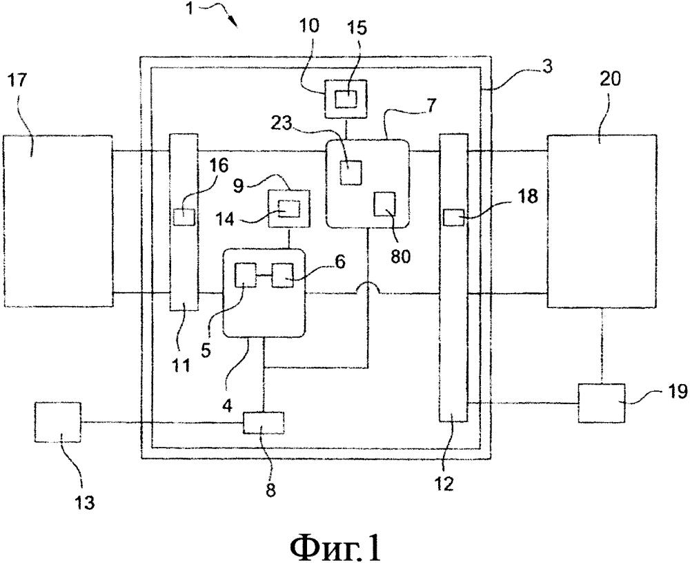 Конфигурируемый базовый электрический элемент для формирования выходных сигналов электрического оборудования