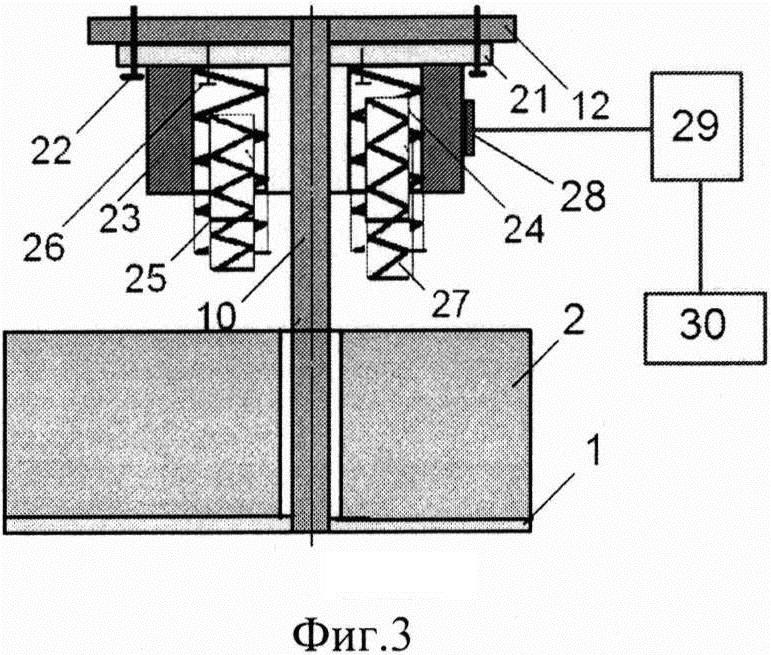 Взрывозащитный клапан кочетова с системой оповещения аварийной ситуации