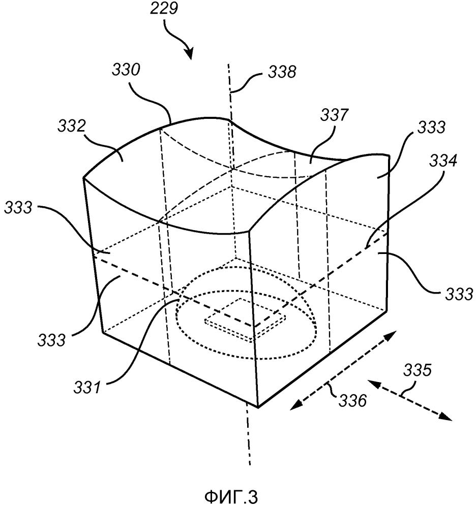 Оптическое устройство для формирования светового пучка