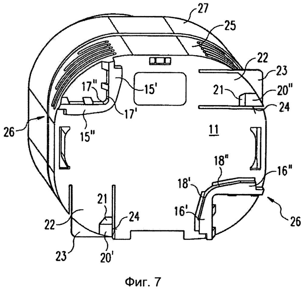 Вентилятор и компоновочная схема, включающая в себя подобный вентилятор