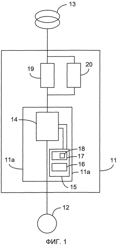 Способ автоматической очистки для насосной системы, содержащей устройство плавного пуска