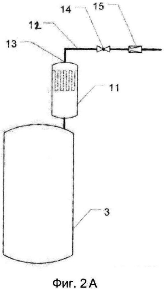 Установка для распределения вещества посредством пневматической транспортировки, содержащая устройство для сброса давления в находящемся под давлением резервуаре, в котором хранится это вещество