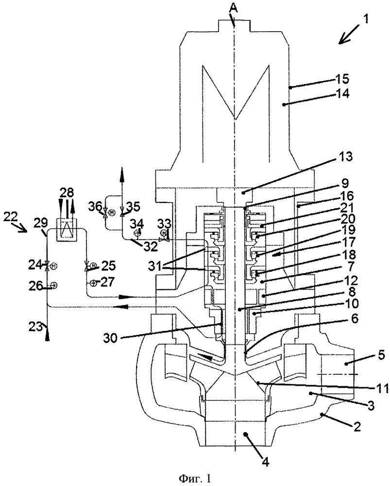 Клапан и насосное устройство с клапаном