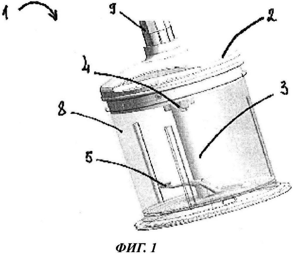 Бытовой прибор с электроприводом для обработки продуктов питания