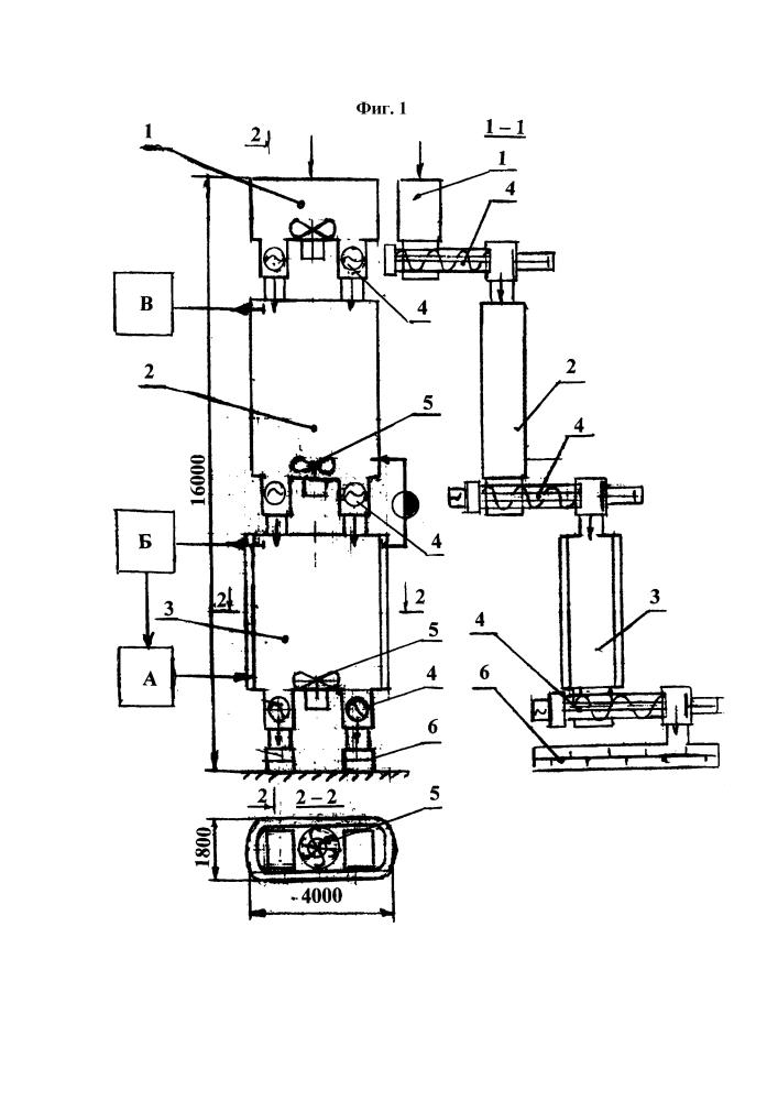 Пиролизный реактор золотарева