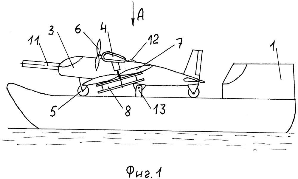 Винтомоторный самолёт вертикального взлёта